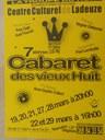 7ème Cabaret des Vieux 8