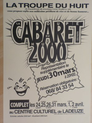 3ème Cabaret des Vieux 8