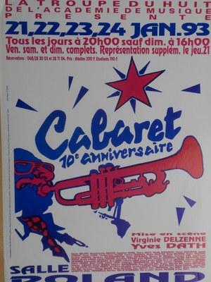 Dixième Cabaret