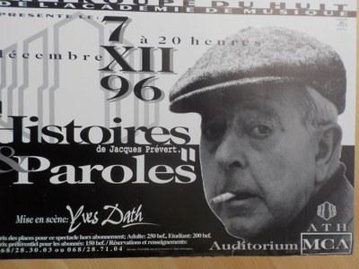 Histoires et Paroles