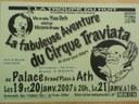 La fabuleuse aventure du cirque Traviata