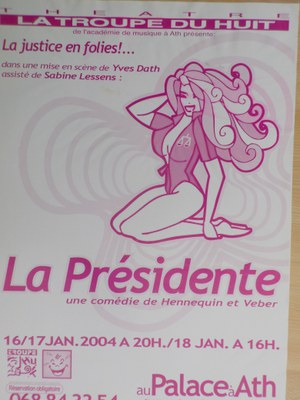 La Présidente