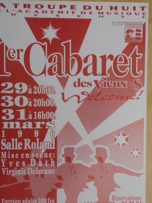 Premier Cabaret des Vieux Huit