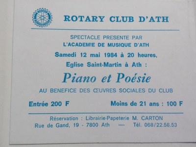 Récital piano poésie